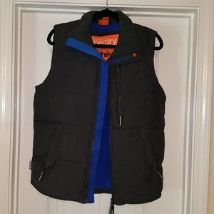 Superdry Professional The Mindhiker Insulated Vest